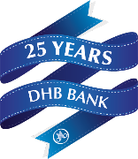 25 Years DHB BANK